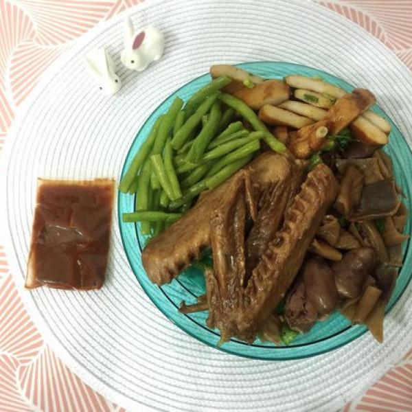 新北市 餐飲 夜市攤販小吃 永和專業滷味