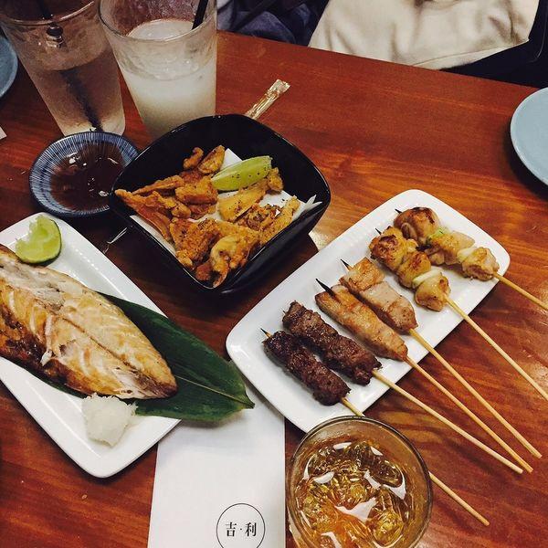 台北市 餐飲 燒烤‧鐵板燒 燒肉燒烤 吉利串燒