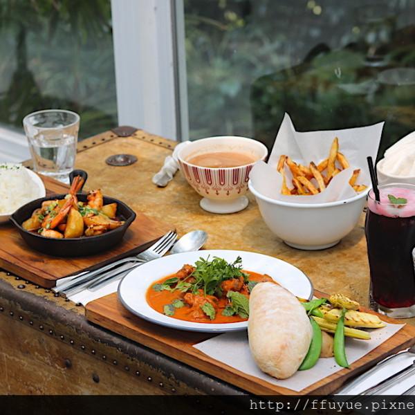 台北市 餐飲 多國料理 其他 VVG Hideway 好樣秘境