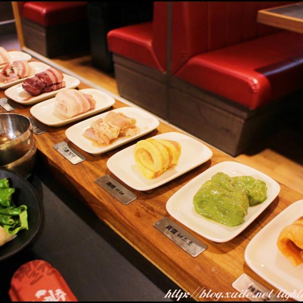 台北市 美食 餐廳 異國料理 韓式料理 江原慶白菜(韓國烤肉)