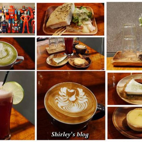台北市 美食 餐廳 咖啡、茶 咖啡館 時光。小屋CAFE