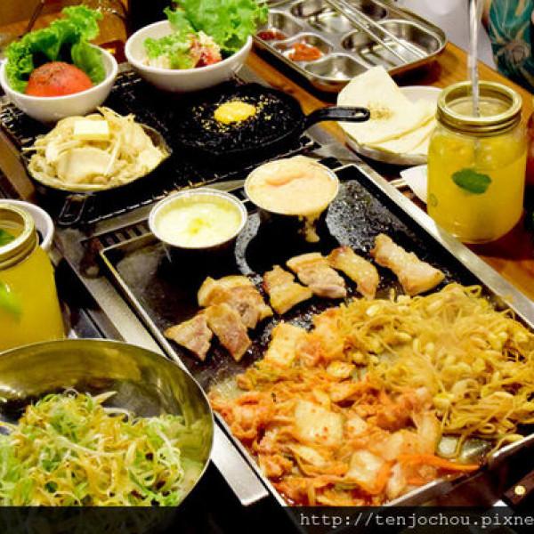 台北市 餐飲 多國料理 德式料理 VEGE TEJI YA菜豚屋(林森店)
