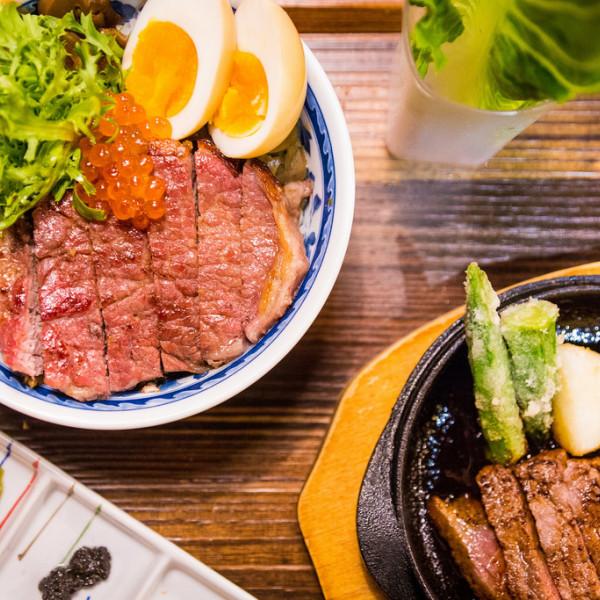 台北市 美食 餐廳 異國料理 日式料理 開丼 燒肉vs丼飯 (西湖內科店)