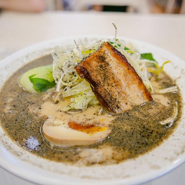 桃園市 美食 餐廳 異國料理 日式料理 麵家三士 (桃園華泰店)