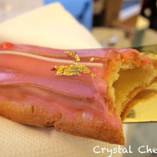 台北市 美食 餐廳 烘焙 蛋糕西點 L'appart patisserie法式閃電泡芙 (微風南京店)