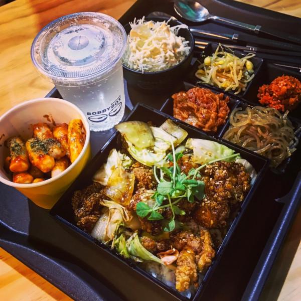 台北市 餐飲 速食 其他 BobbyBox (台北本店)