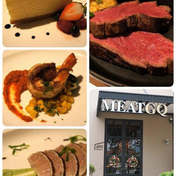 台中市 美食 餐廳 餐廳燒烤 燒烤其他 Meatgq Steak