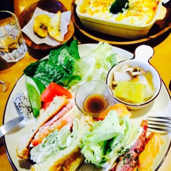 台南市 美食 餐廳 咖啡、茶 咖啡館 南島夢遊
