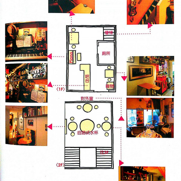 台北市 美食 餐廳 咖啡、茶 咖啡館 老鼠窩
