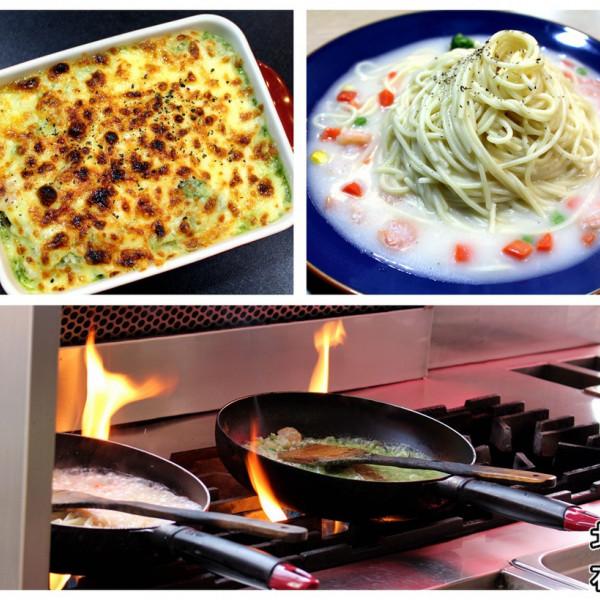彰化縣 美食 餐廳 異國料理 義式料理 義式傳承義大利麵食館