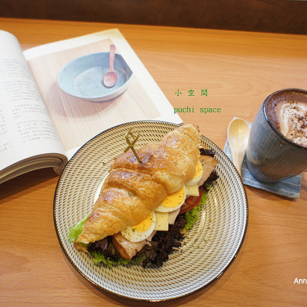 新北市 美食 餐廳 咖啡、茶 咖啡館 小空間 puchi space