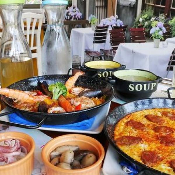 台南市 餐飲 多國料理 西班牙料理 麻豆驢子廚房