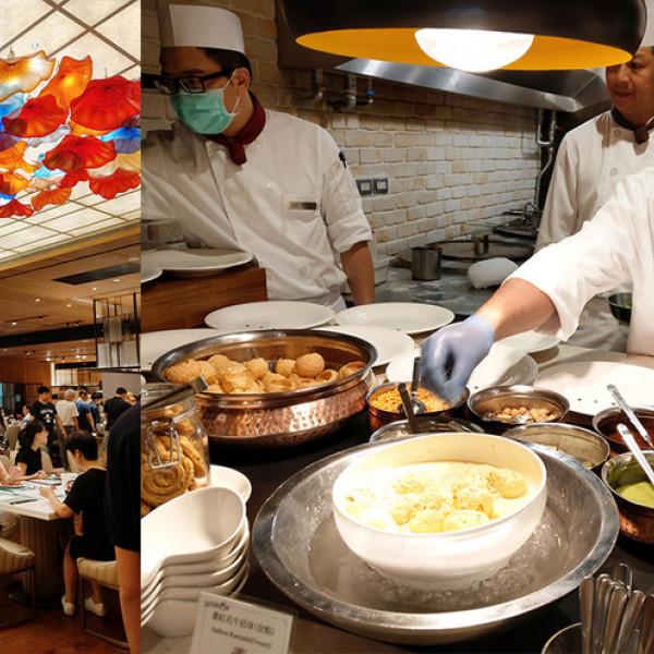 台北市 餐飲 多國料理 多國料理 台北美福大飯店 palette彩匯自助餐廳