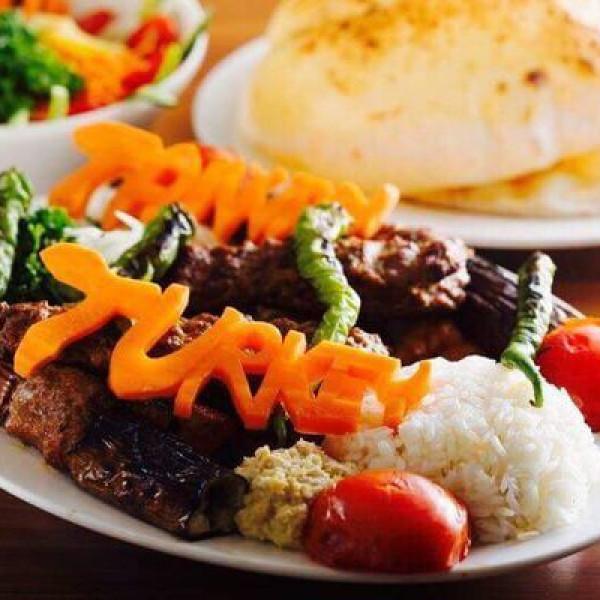 台北市 餐飲 多國料理 中東料理 番紅花城土耳其餐廳