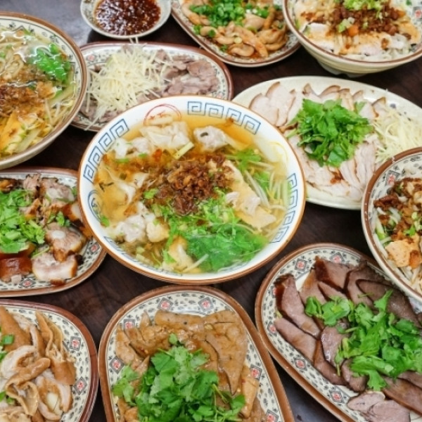 花蓮縣 美食 餐廳 中式料理 麵食點心 慶豐麵店