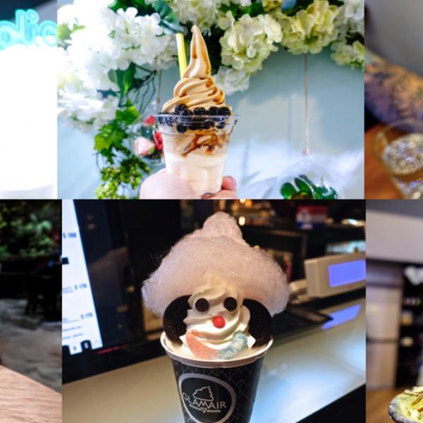台北市 美食 餐廳 飲料、甜品 冰淇淋、優格店 Blooming Ice Sweet 花果茶霜淇淋