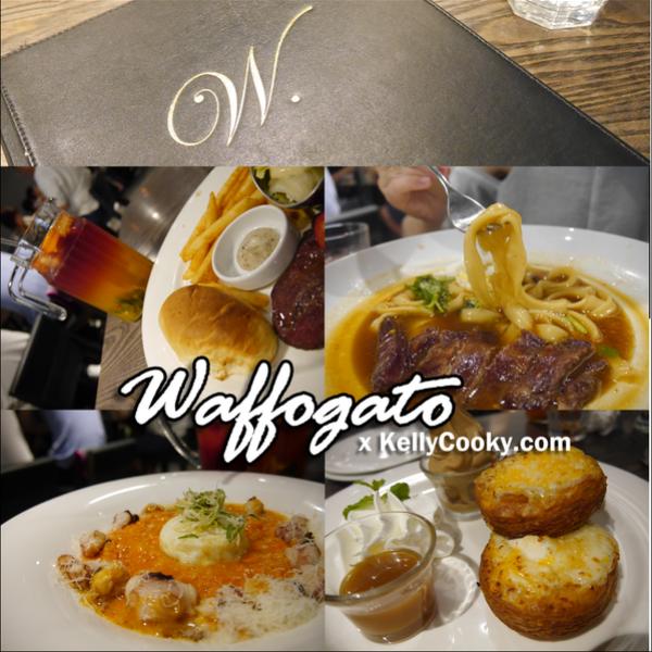 台北市 美食 餐廳 異國料理 瓦法奇朵(東區敦南店)