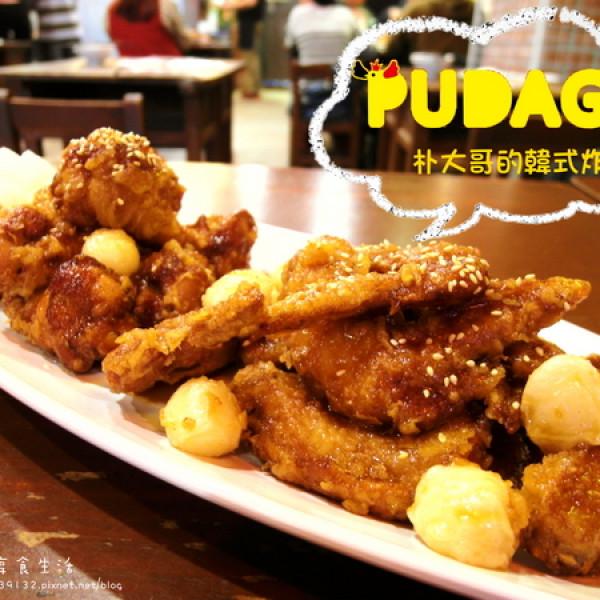 台中市 美食 餐廳 異國料理 韓式料理 朴大哥的韓式炸雞 (文華店)