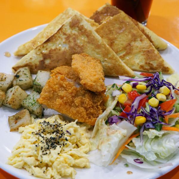 台北市 美食 餐廳 速食 早餐速食店 屋瑪早午餐