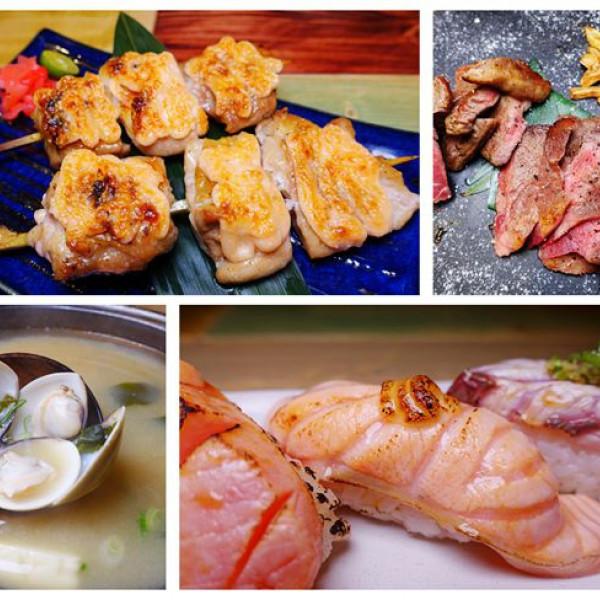 桃園市 美食 餐廳 異國料理 日式料理 小料理食事処