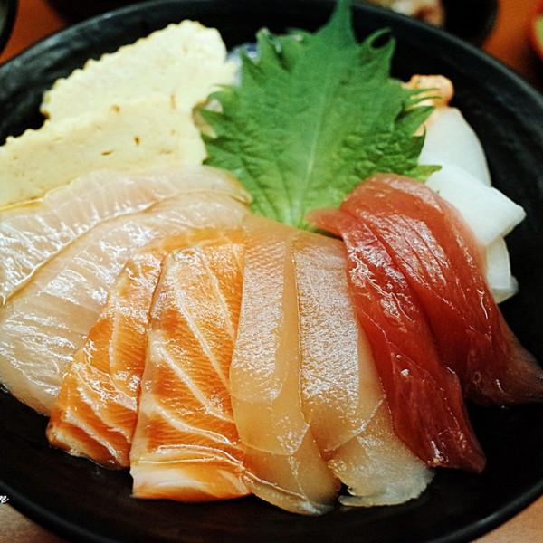 台南市 美食 餐廳 異國料理 日式料理 海豐亭丼飯專賣店