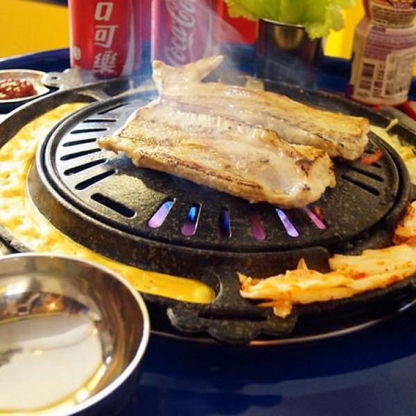 台中市 美食 餐廳 餐廳燒烤 燒肉 Stand Up 韓道立燒