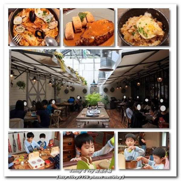 台北市 餐飲 主題餐廳 親子餐廳 農人餐桌親子餐廳