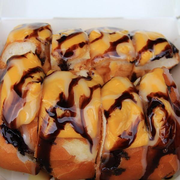 嘉義市 美食 餐廳 中式料理 小吃 黃金炸饅頭