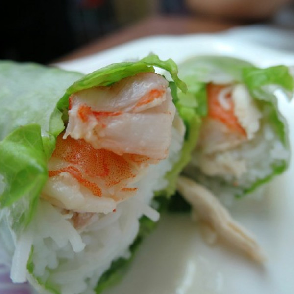 高雄市 美食 餐廳 異國料理 異國料理其他 喬英河粉鳝魚花枝麵