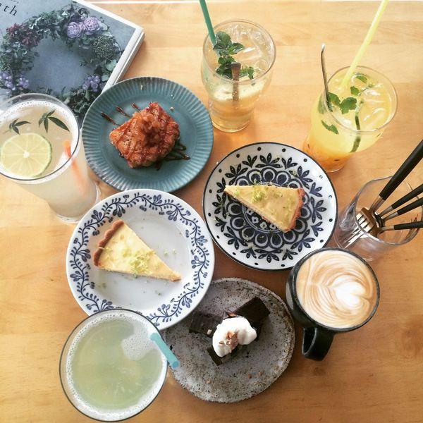花蓮縣 餐飲 咖啡館 Caffe Fiore珈琲花
