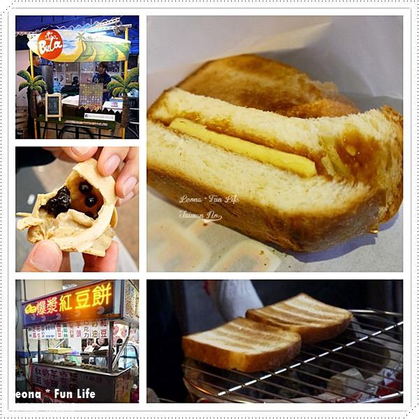 台中市 美食 攤販 異國小吃 Bula冷奶油咖椰吐司-一中店