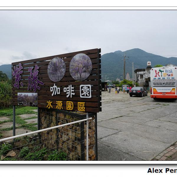 新北市 餐飲 茶館 紫藤咖啡園水源園區