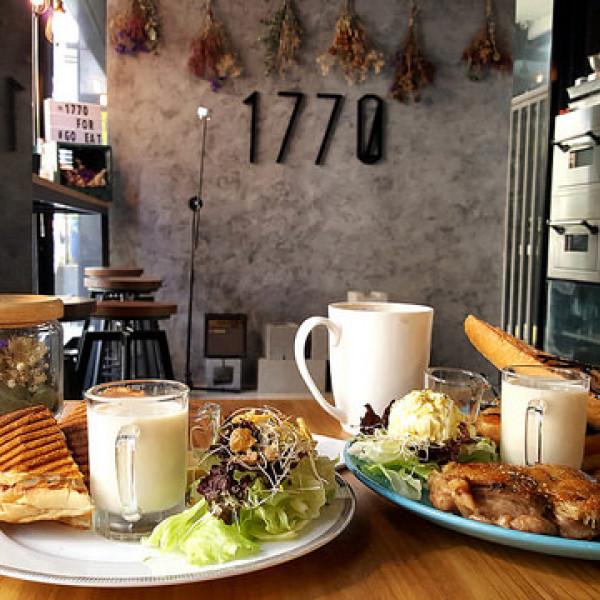 台中市 美食 餐廳 咖啡、茶 咖啡館 1770 Cafe