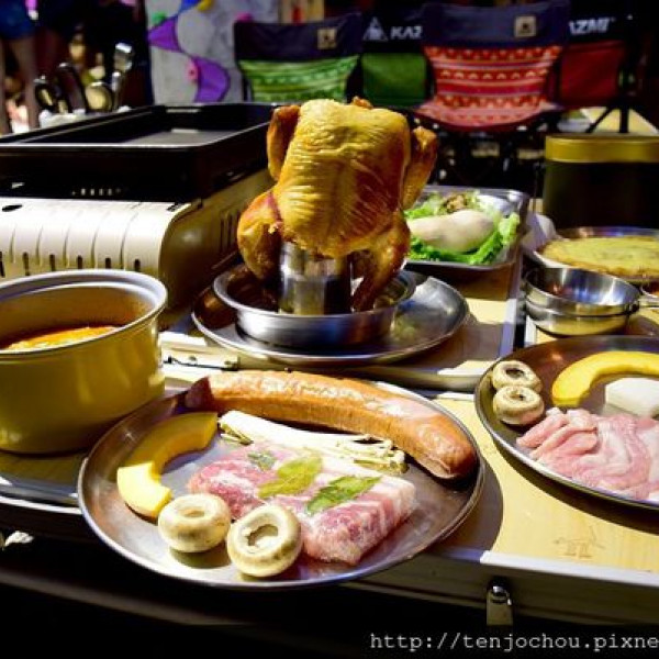 台北市 美食 餐廳 異國料理 TKK CAMP
