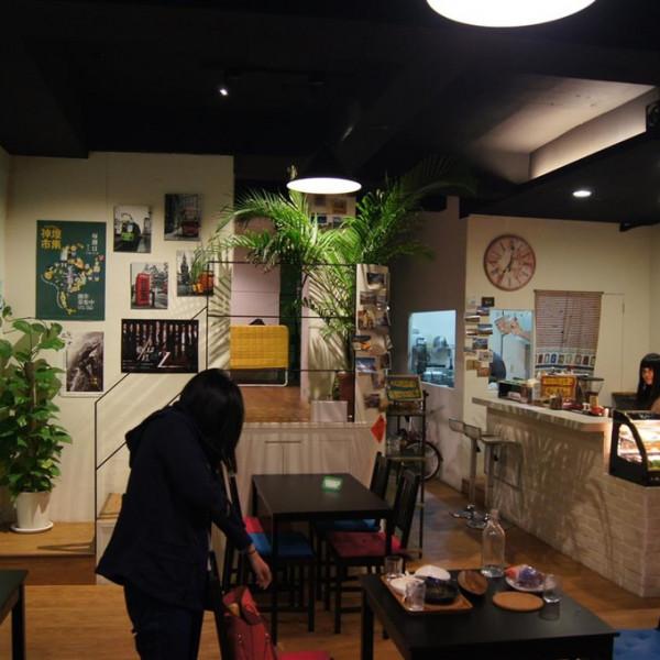 台北市 美食 餐廳 異國料理 多國料理 捲地圖 Rolling Map Cafe & Brunch