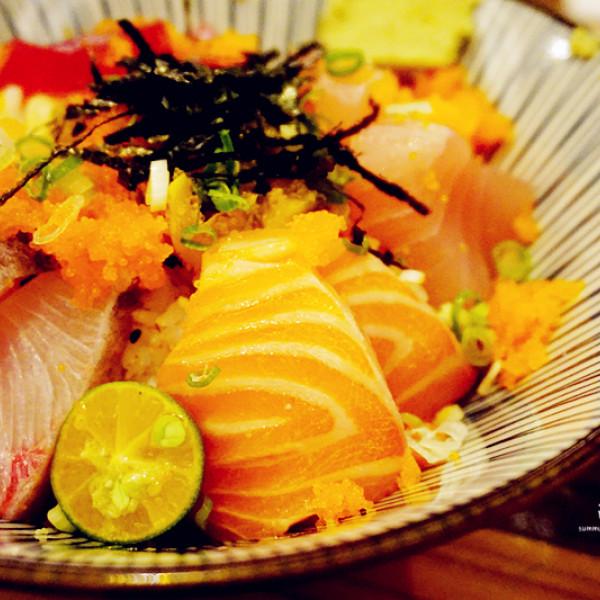台中市 美食 餐廳 異國料理 日式料理 隱藏丼飯達人-文心崇德店