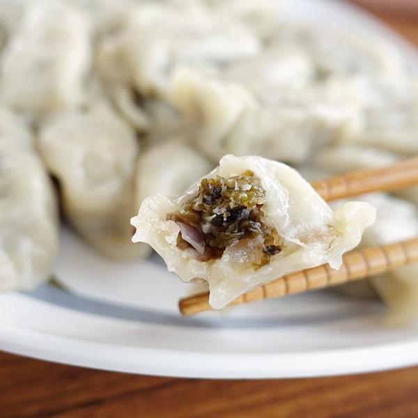 屏東縣 美食 餐廳 中式料理 小吃 小花雨來菇水餃