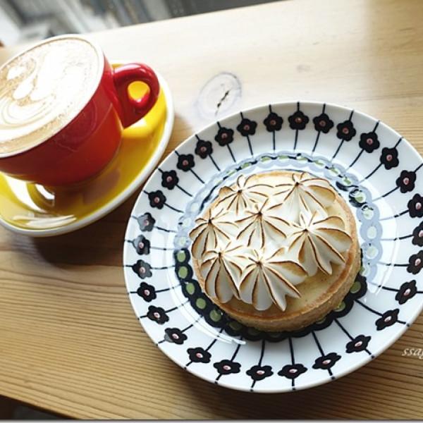 台南市 餐飲 咖啡館 Liberal café自由派