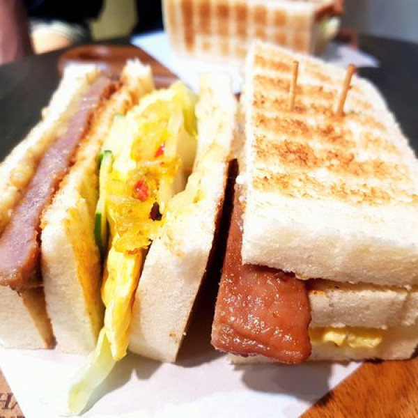 台北市 美食 餐廳 咖啡、茶 咖啡、茶其他 明治時期碳烤土司