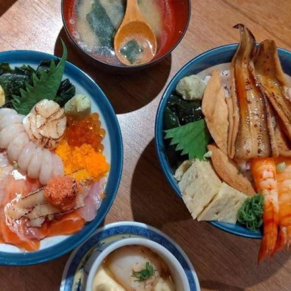 桃園市 美食 餐廳 異國料理 日式料理 坐著做丼飯專賣店