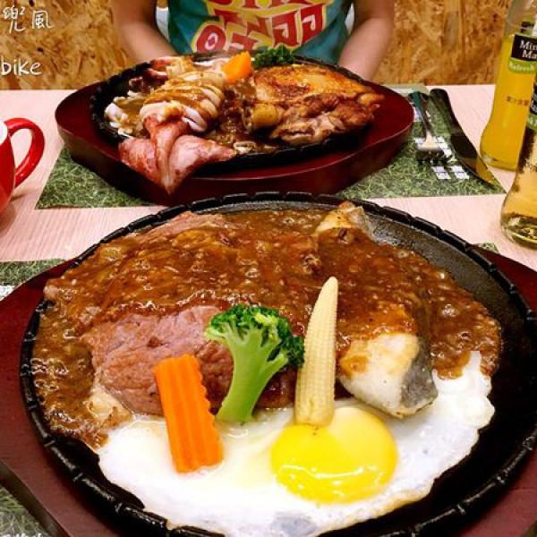 彰化縣 餐飲 牛排館 阿蘭貝爾牛排廚房-和美店