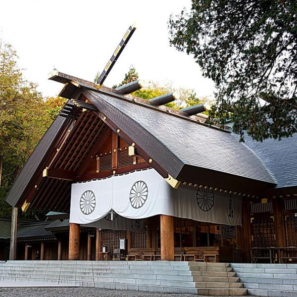高雄市 觀光 觀光景點 北海道神宮