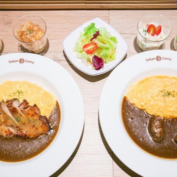 新北市 餐飲 多國料理 其他 Tokyo Curry東京咖哩 (新埔店)