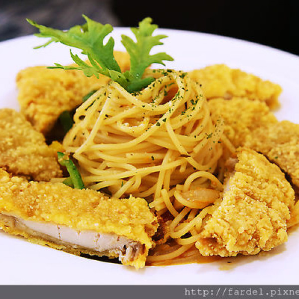 彰化縣 餐飲 義式料理 古LOVE森巴創異料理