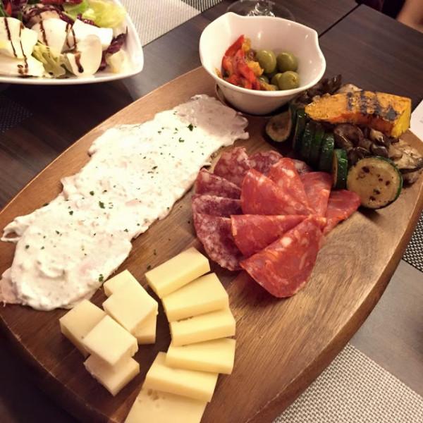 台北市 美食 餐廳 異國料理 義式料理 BOTEGA DEL VIN