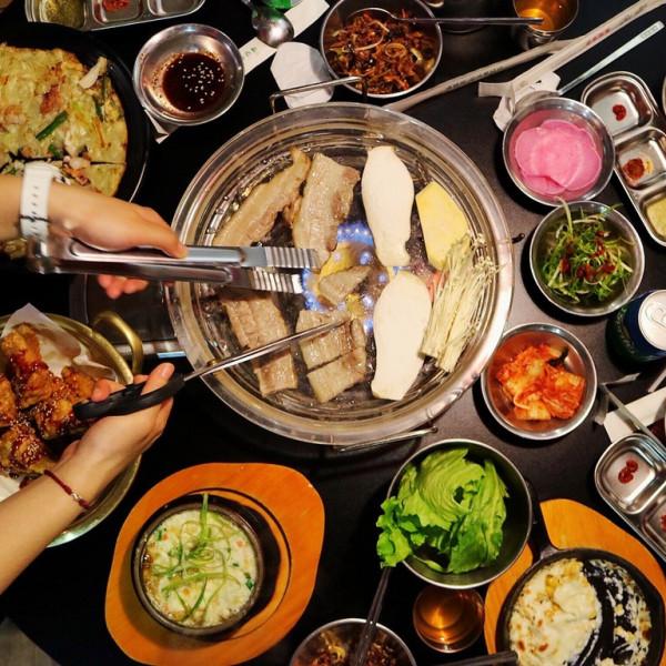 台南市 餐飲 韓式料理 豬8色