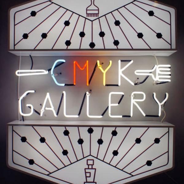 台中市 餐飲 茶館 CMYK GALLERY