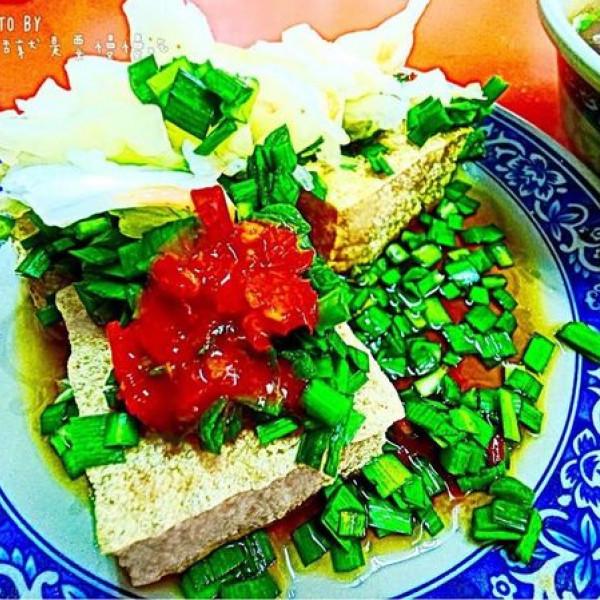 花蓮縣 美食 攤販 台式小吃 游翁韭菜臭豆腐
