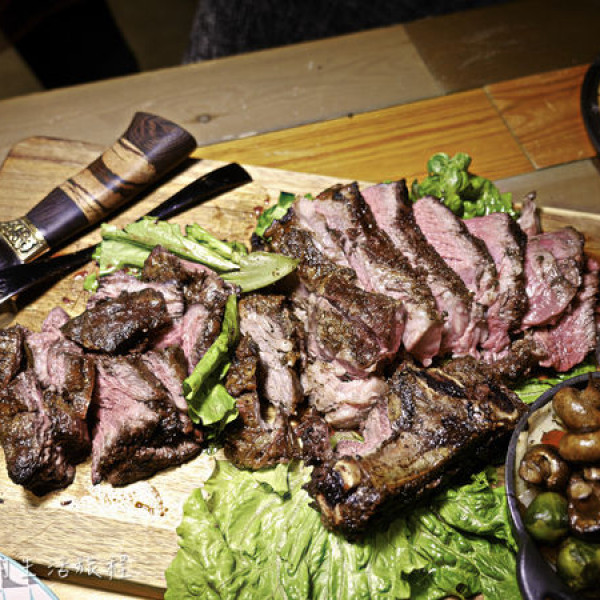 台北市 餐飲 美式料理 棧 F-U Kitchen