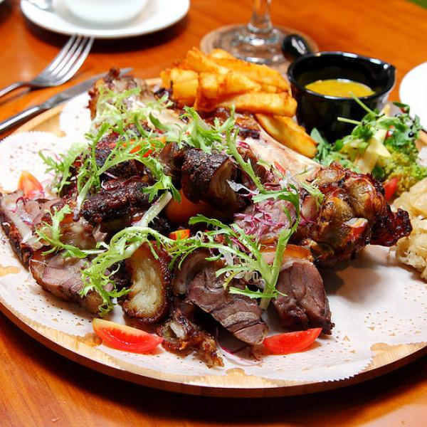 新北市 餐飲 義式料理 藍柚小廚